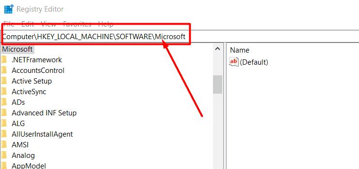 MicroSoft Office 최상위폴더 이동