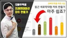 PPT 엑셀 차트 만들기 썸네일_변환