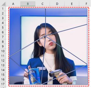 엑셀 퍼즐 만들기 완료
